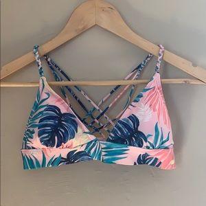 Roxy Triangle Bikini Top
